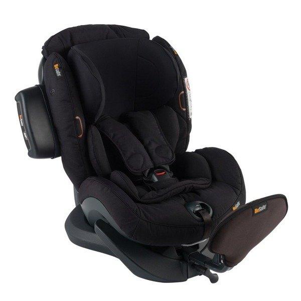 BeSafe iZi Plus X1 Fresh black cab Bērnu autosēdeklis 0-25 kg