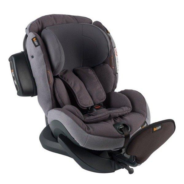 BeSafe iZi Plus X1 Metallic melange Bērnu autosēdeklis 0-25 kg