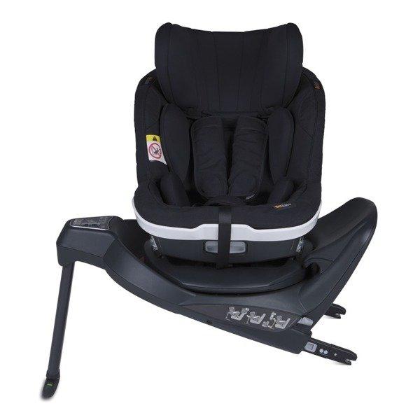 BeSafe iZi Twist i-Size Fresh black cab Bērnu autosēdeklis 0-18 kg