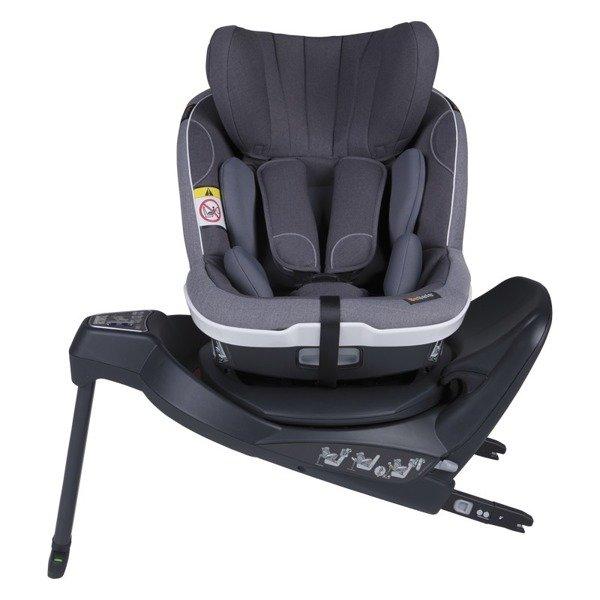 BeSafe iZi Twist i-Size Metalic melange Bērnu autosēdeklis 0-18 kg