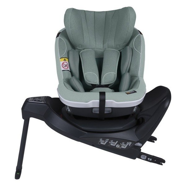 BeSafe iZi Twist i-Size Sea green melange Bērnu autosēdeklis 0-18 kg