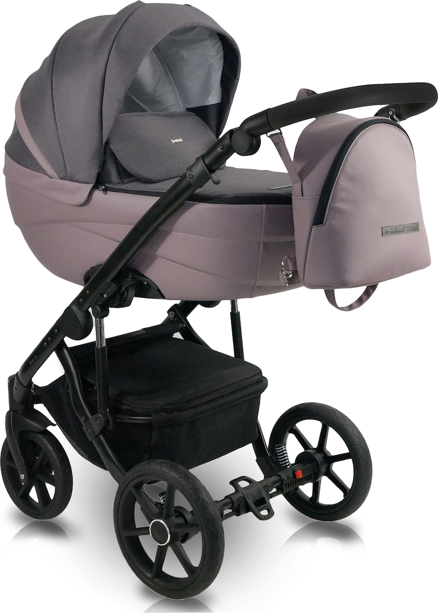 Bexa Ideal 2020 Id 4 Bērnu rati 3in1