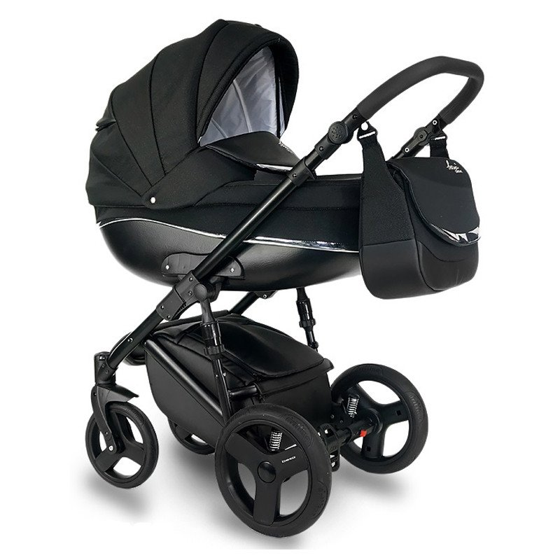 Bexa Ideal New Col.IN14 Bērnu rati 3in1