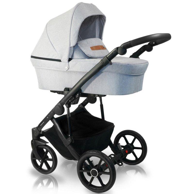 Bexa Line 2.0 L3 Bērnu rati 3in1