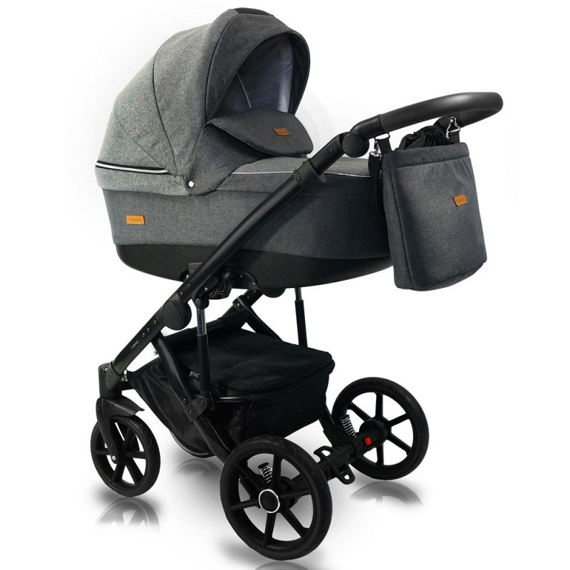 Bexa Ultra 2.0 Col.U07 Bērnu rati 2in1