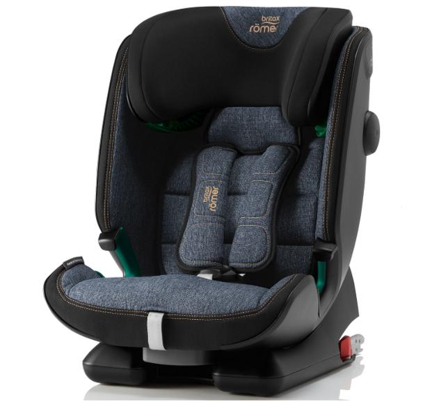 Britax Romer Advansafix I-size Blue Marble Bērnu autosēdeklis 9-36 kg