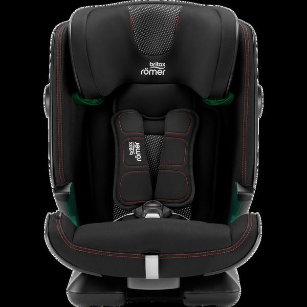 Britax Romer Advansafix I-size Cool Flow - Black Bērnu autosēdeklis 9-36 kg