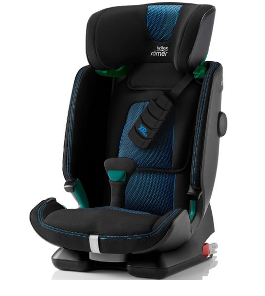 Britax Romer Advansafix I-size Cool Flow - Blue Bērnu autosēdeklis 9-36 kg