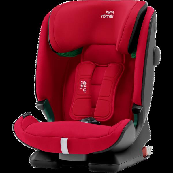 Britax Romer Advansafix I-size Fire Red Bērnu autosēdeklis 9-36 kg