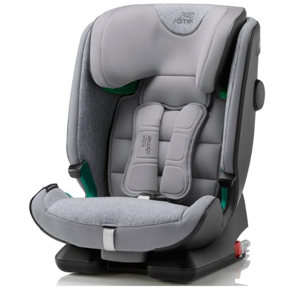 Britax Romer Advansafix I-size Grey Marble Bērnu autosēdeklis 9-36 kg