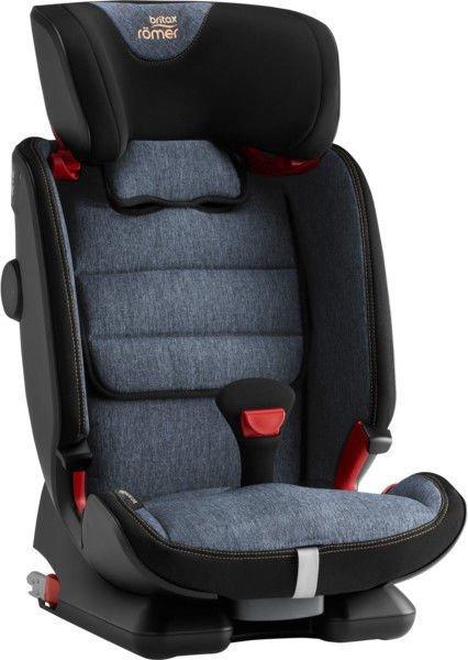 Britax Romer Advansafix IV M Blue Marble Bērnu autosēdeklis 9-36 kg