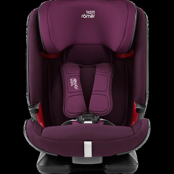 Britax Romer Advansafix IV M Burgundy Red Bērnu autosēdeklis 9-36 kg
