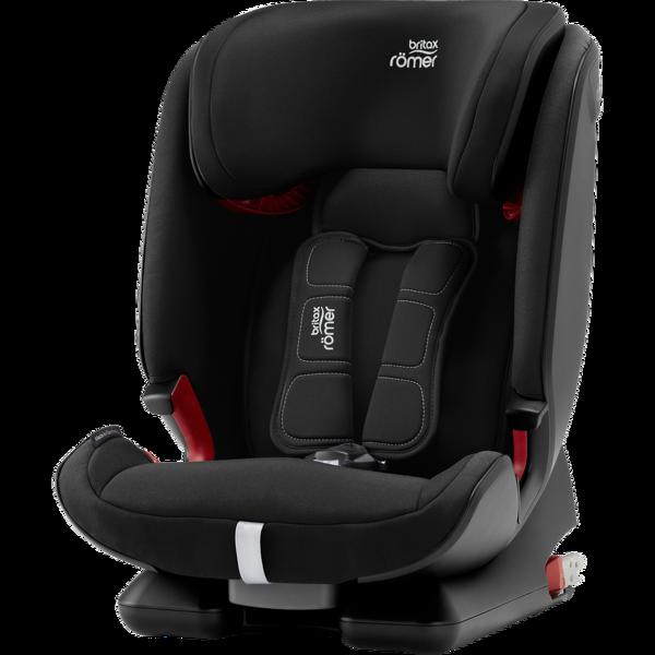 Britax Romer Advansafix IV M Cosmos Black Bērnu autosēdeklis 9-36 kg