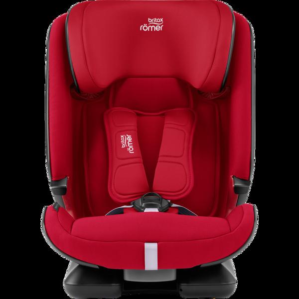 Britax Romer Advansafix IV M Fire Red Bērnu autosēdeklis 9-36 kg