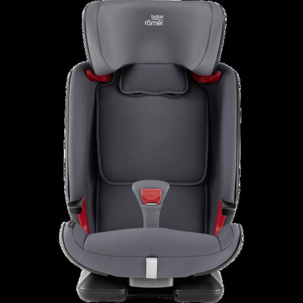 Britax Romer Advansafix IV M Storm Grey Bērnu autosēdeklis 9-36 kg