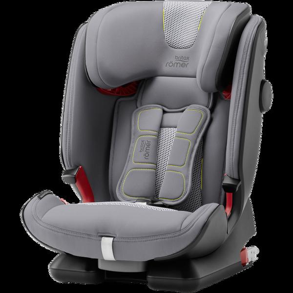 Britax Romer Advansafix IV R Cool Flow - Silver Bērnu autosēdeklis 9-36 kg