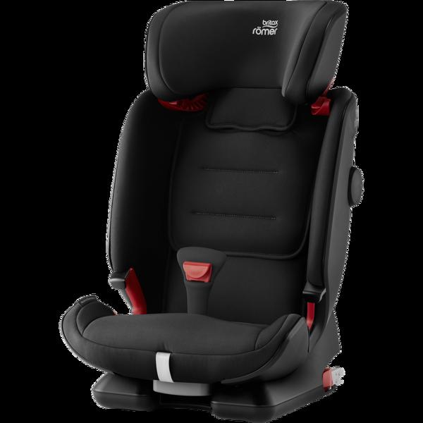 Britax Romer Advansafix IV R Cosmos Black Bērnu autosēdeklis 9-36 kg