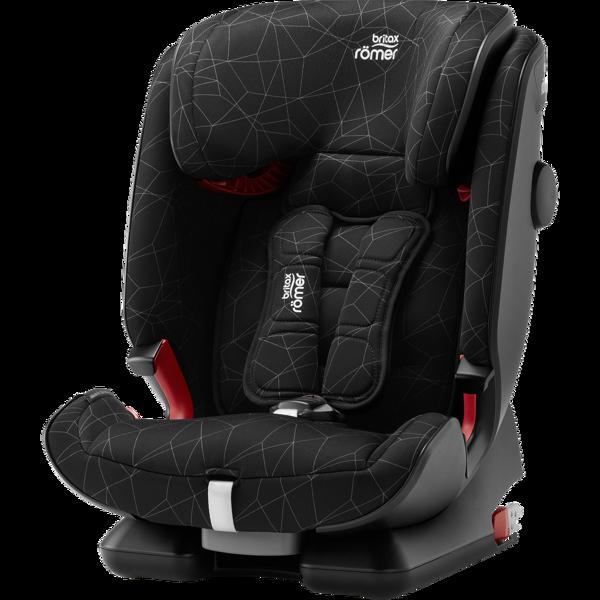 Britax Romer Advansafix IV R Crystal Black Bērnu autosēdeklis 9-36 kg