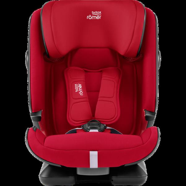 Britax Romer Advansafix IV R Fire Red Bērnu autosēdeklis 9-36 kg