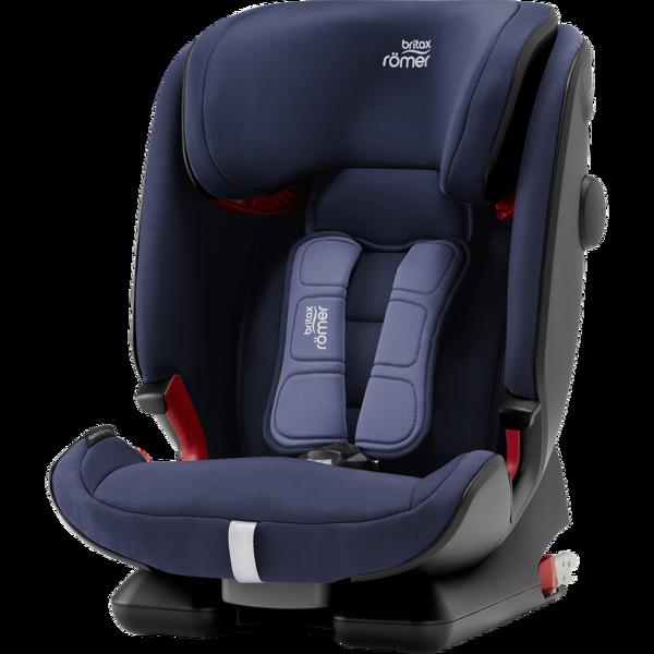 Britax Romer Advansafix IV R Moonlight Blue Bērnu autosēdeklis 9-36 kg