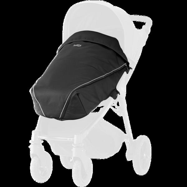 Britax Romer B-Agile / B-Motion Black kāju pārsegs ratiem