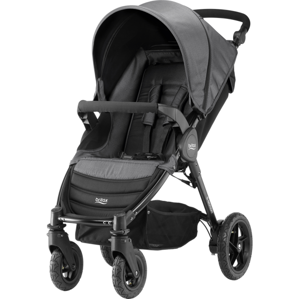 Britax Romer B-Motion 4 Black Denim Sporta rati