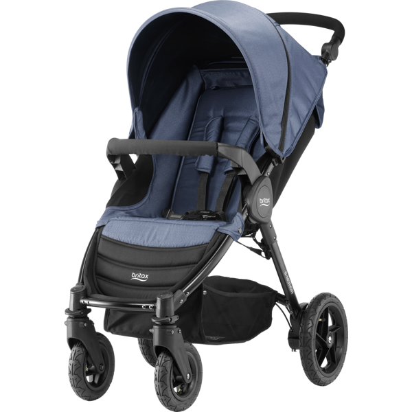 Britax Romer B-Motion 4 Blue Denim Sporta rati