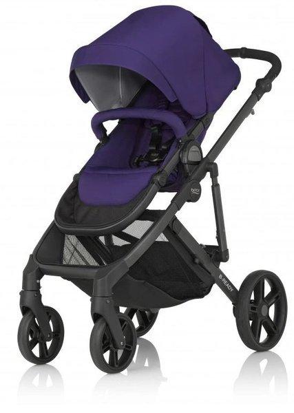 Britax Romer B-Ready Mineral Purple Sporta rati