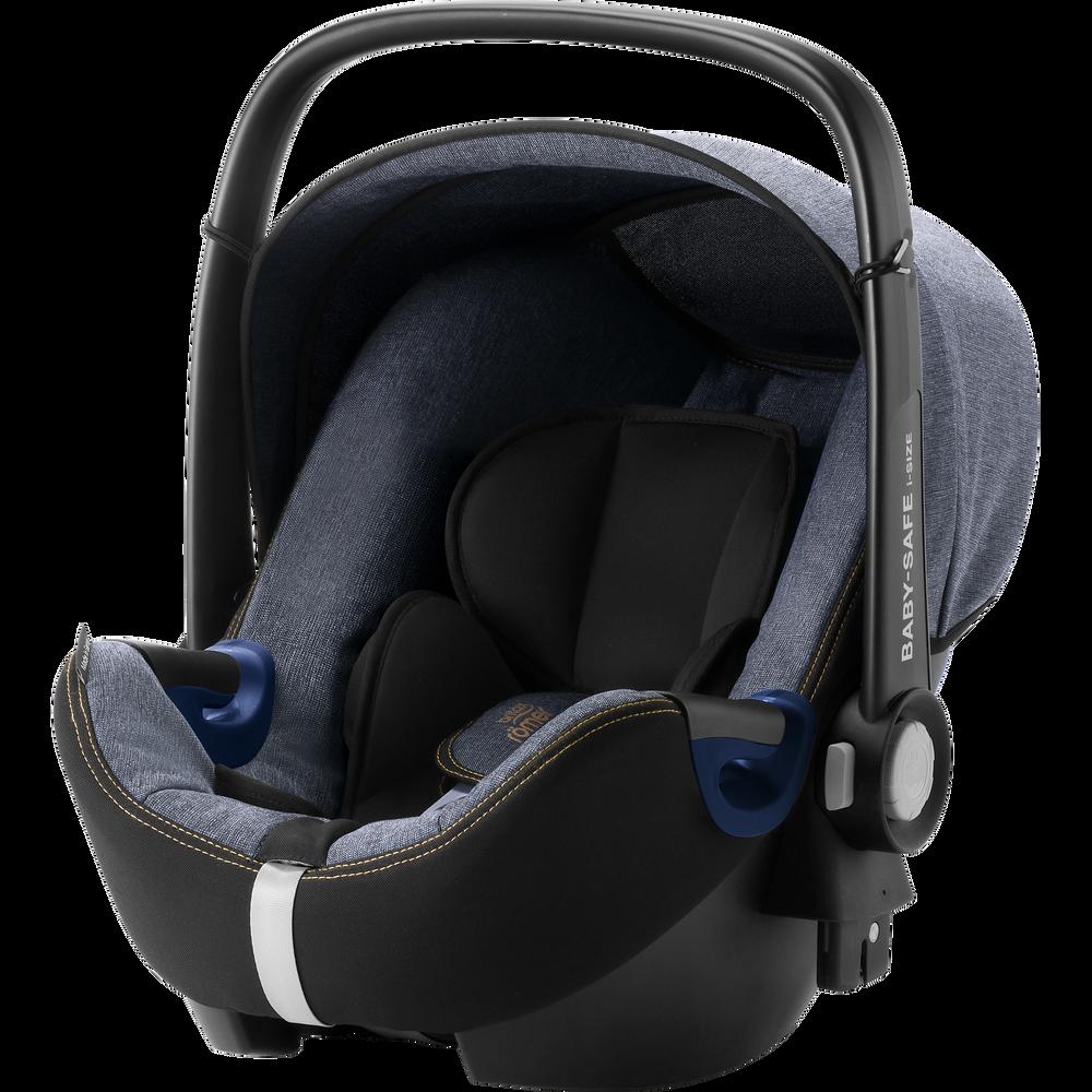 Britax Romer Baby-Safe 2 I-Size Blue Marble Bērnu autosēdeklis 0-13 kg