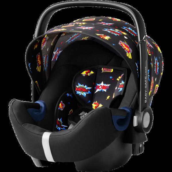 Britax Romer Baby-Safe 2 I-Size Comic Fun Bērnu autosēdeklis 0-13 kg
