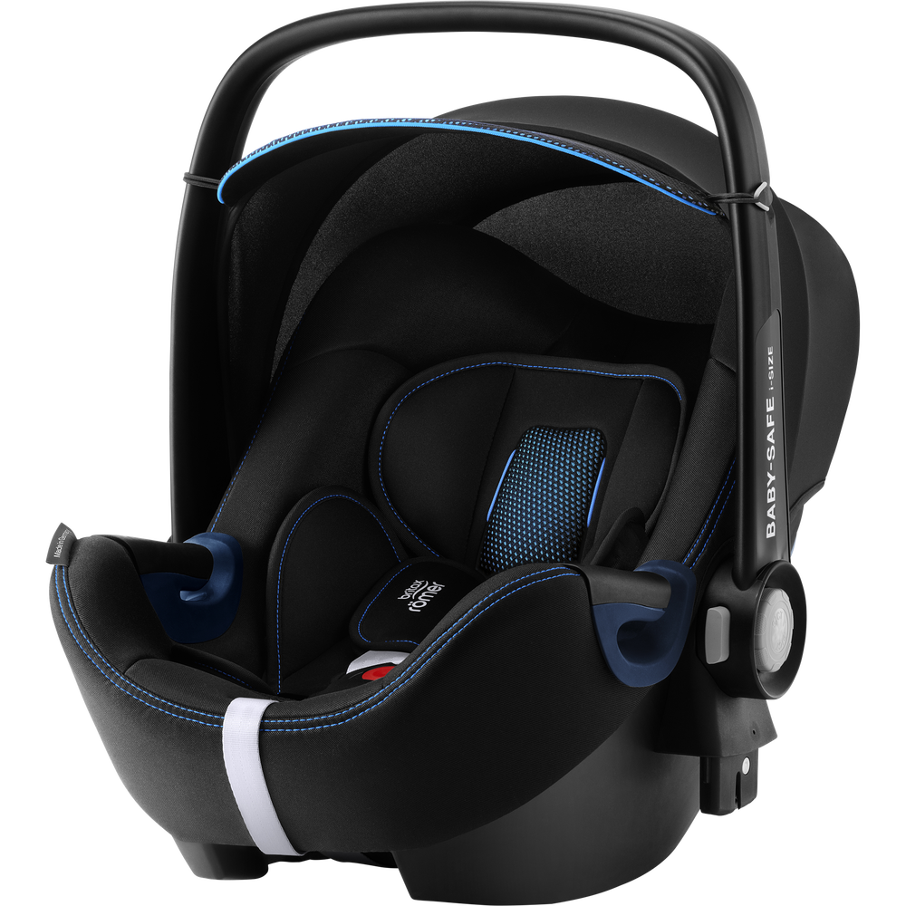 Britax Romer Baby-Safe 2 I-Size Cool Flow - Blue Bērnu autosēdeklis 0-13 kg