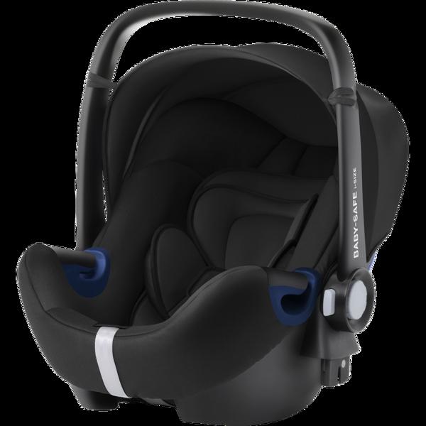 Britax Romer Baby-Safe 2 I-Size Crystal Black Bērnu autosēdeklis 0-13 kg