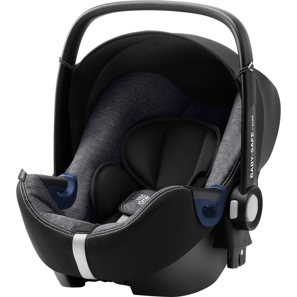 Britax Romer Baby-Safe 2 I-Size Graphite Marble Bērnu autosēdeklis 0-13 kg