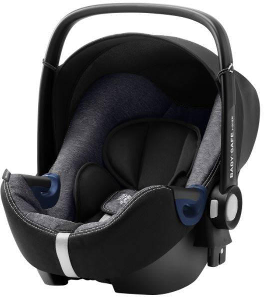 Britax Romer Baby-Safe 2 I-Size Graphite marble Bērnu autosēdeklis 0-13 kg + Flex Isofix bāze