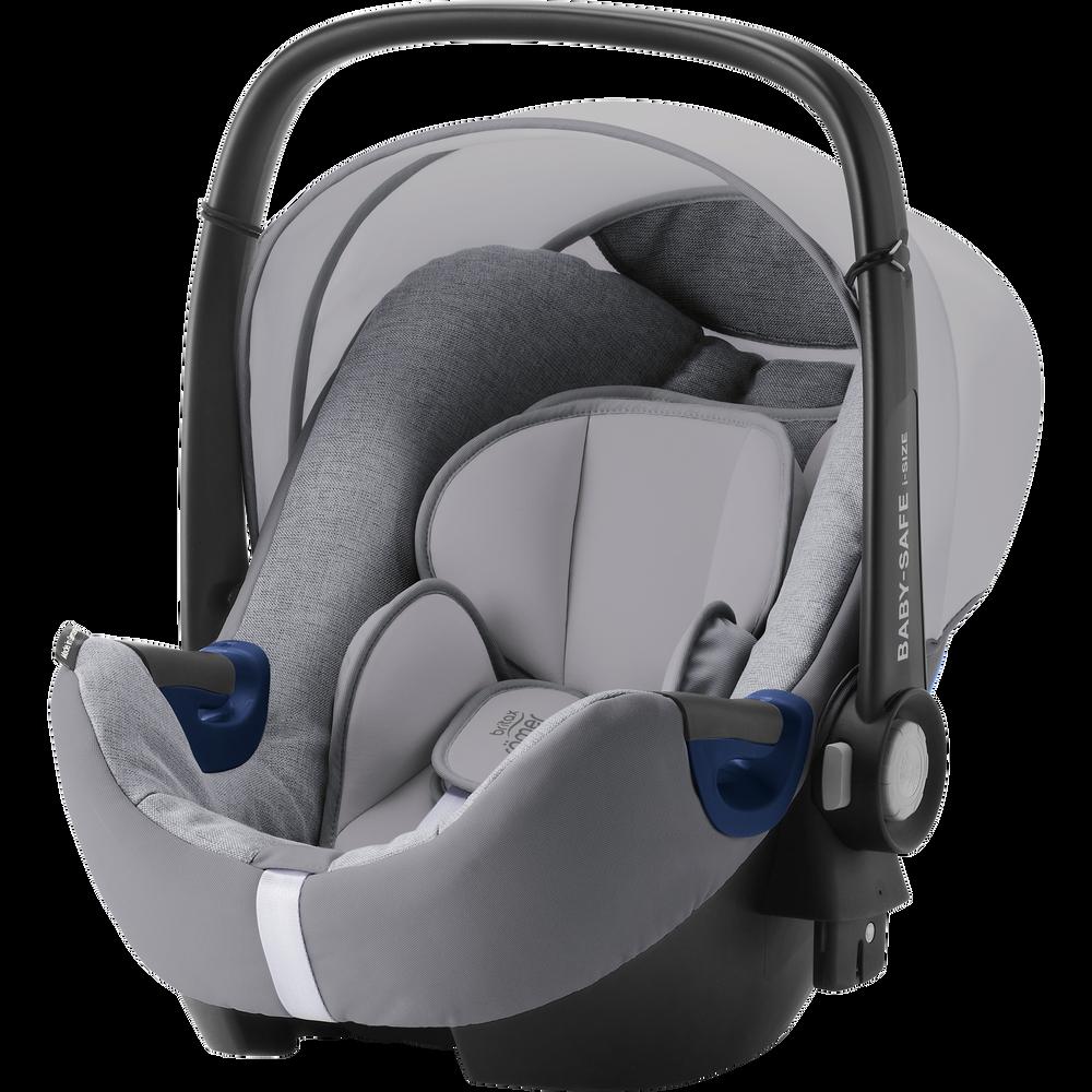 Britax Romer Baby-Safe 2 I-Size Grey Marble Bērnu autosēdeklis 0-13 kg