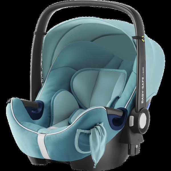 Britax Romer Baby-Safe 2 I-Size Lagoon Green Bērnu autosēdeklis 0-13 kg
