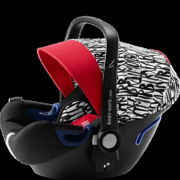 Britax Romer Baby-Safe 2 I-Size Letter Design Bērnu autosēdeklis 0-13 kg