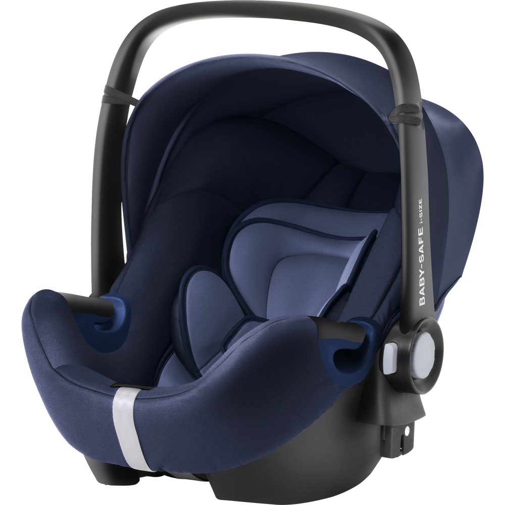 Britax Romer Baby-Safe 2 I-Size Moonlight Blue Bērnu autosēdeklis 0-13 kg
