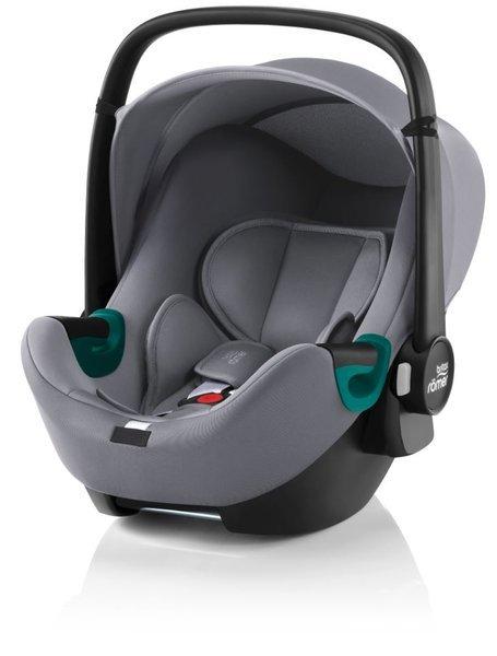 Britax Romer Baby-Safe 3 I-Size Frost grey Bērnu autosēdeklis 0-13 kg