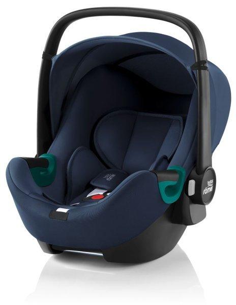 Britax Romer Baby-Safe 3 I-Size Indigo blue Bērnu autosēdeklis 0-13 kg