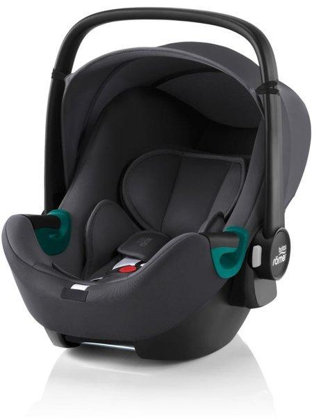 Britax Romer Baby-Safe 3 I-Size Midnight grey Bērnu autosēdeklis 0-13 kg