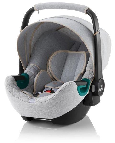 Britax Romer Baby-Safe 3 I-Size Nordic grey Bērnu autosēdeklis 0-13 kg