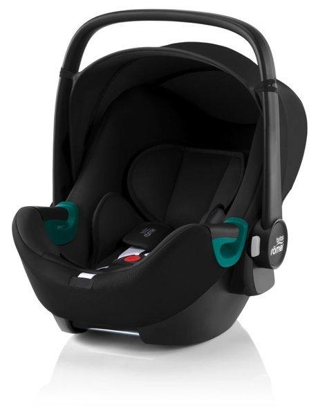 Britax Romer Baby-Safe 3 I-Size Space black Bērnu autosēdeklis 0-13 kg