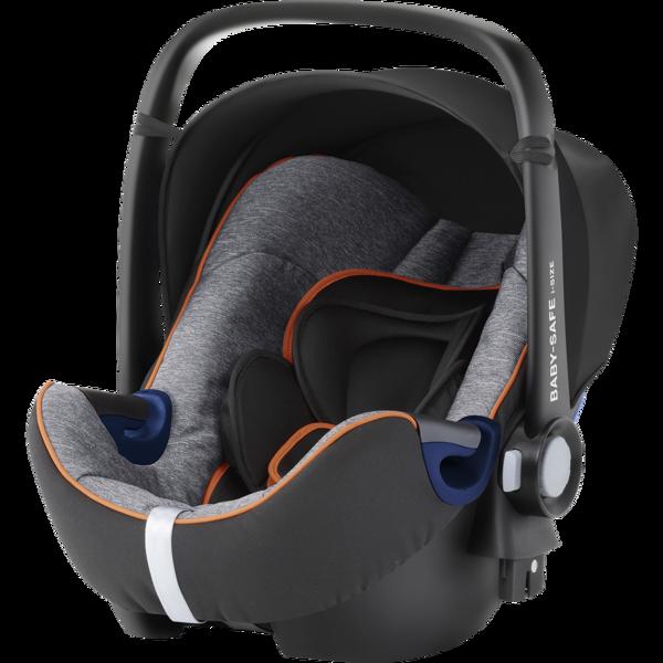 Britax Romer Baby-Safe I-Size Black Marble Bērnu autosēdeklis 0-13 kg