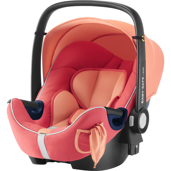 Britax Romer Baby-Safe I-Size Coral Peach Bērnu autosēdeklis 0-13 kg