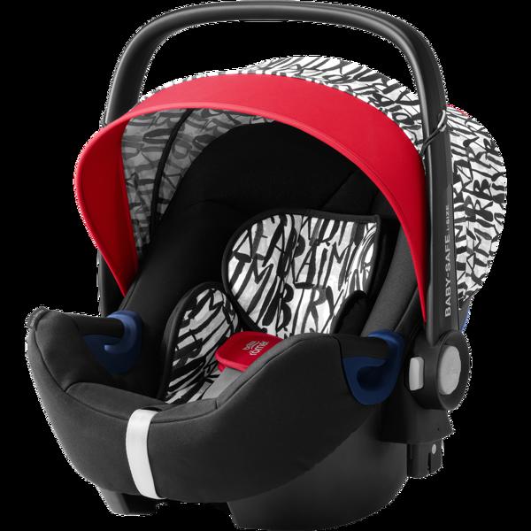 Britax Romer Baby-Safe I-Size Letter Design Bērnu autosēdeklis 0-13 kg