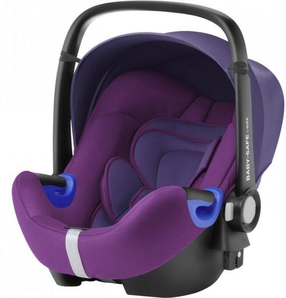 Britax Romer Baby-Safe I-Size Mineral Purple Bērnu autosēdeklis 0-13 kg