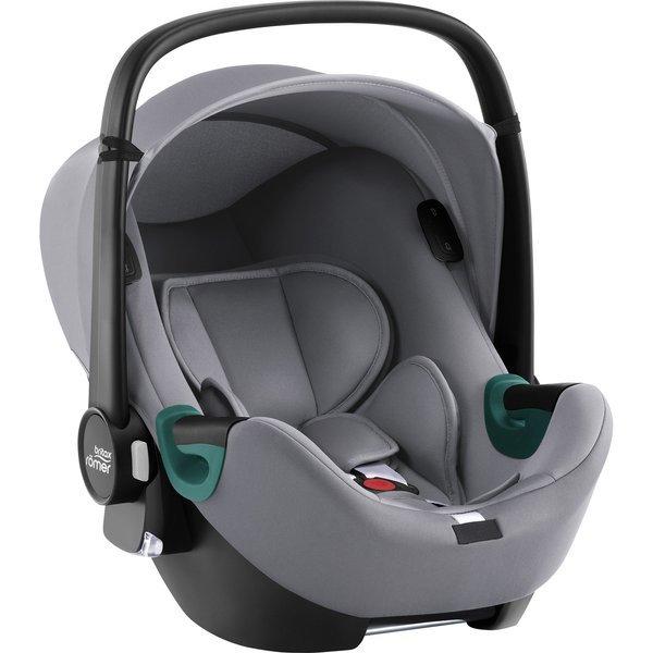 Britax Romer Baby-Safe iSense i-Size Frost grey Bērnu autosēdeklis 0-13 kg