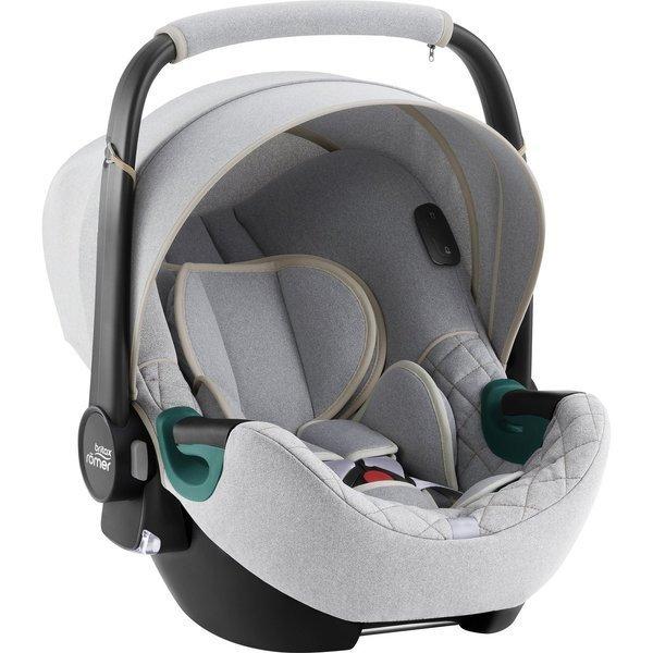 Britax Romer Baby-Safe iSense i-Size Nordic grey Bērnu autosēdeklis 0-13 kg