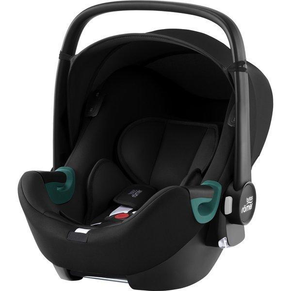 Britax Romer Baby-Safe iSense i-Size Space black Bērnu autosēdeklis 0-13 kg